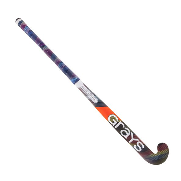 Grays GX-CE Vortex Junior Hockey Stick, Black