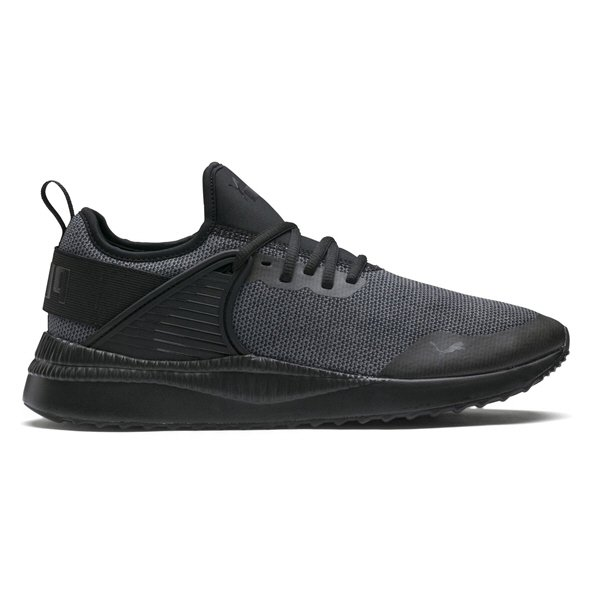 Puma Pacer Next Cage Knit Women's Trainer, Black