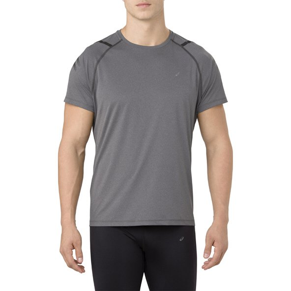 Asics Icon Men's Running T-Shirt, Grey