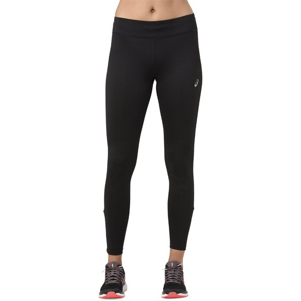 Asics Silver Women's Tight Black