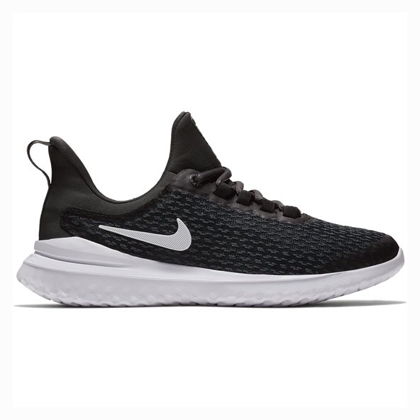 Nike Renew Rival Boys Running Shoe, Black