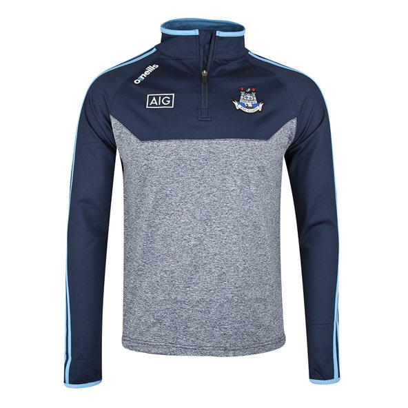 O'Neills Dublin Kasey ½ Zip Brushed Top, Navy
