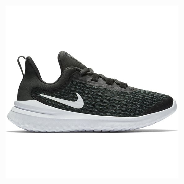 Nike Renew Rival Junior Boys' Trainer, Black