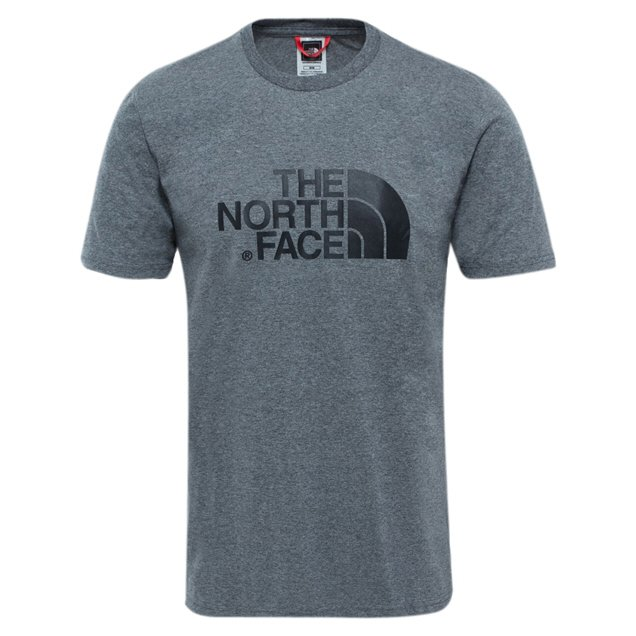 33f9247a5 The North Face Easy Men's T-Shirt Grey | Elverys Site