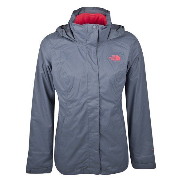 The North Face Evolve Women's Jacket Grey/Pink