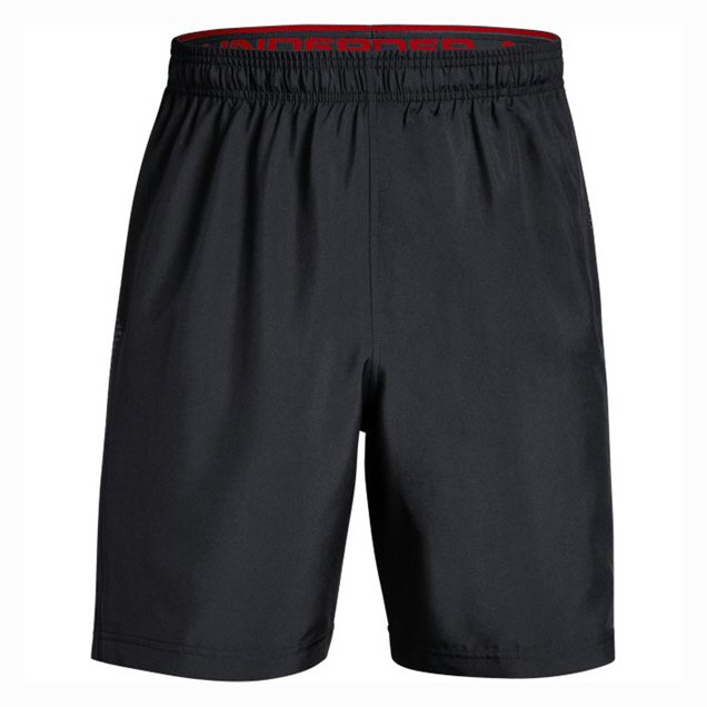 Under Armour® Men's Graphic Short, Black