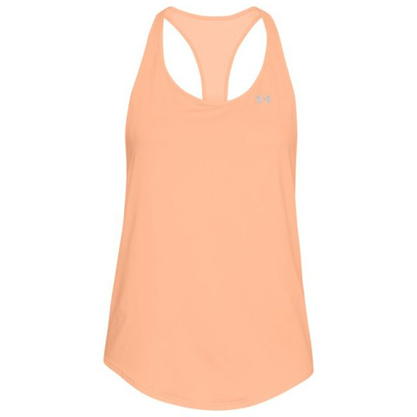 UA Heat Gear Armour Mesh Women's Tank Peach