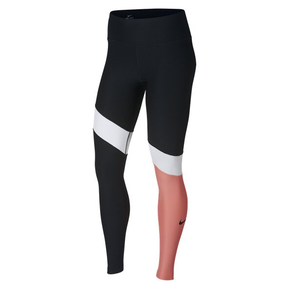 Nike Power Poly Wmns Tight Black/Pink