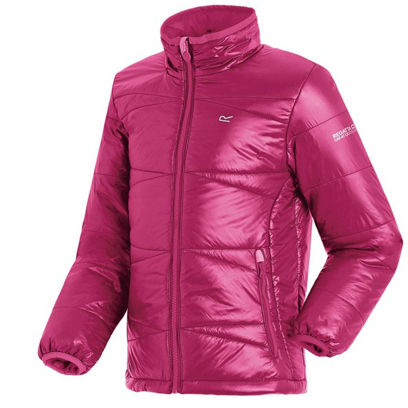 Regatta Icebound IV Girls' Jacket, Pink