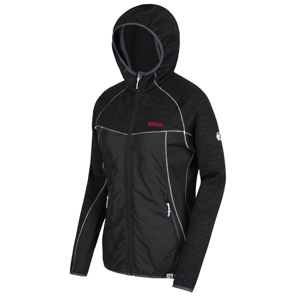 Regatta Rocknell Hybrid Women's Jacket Black
