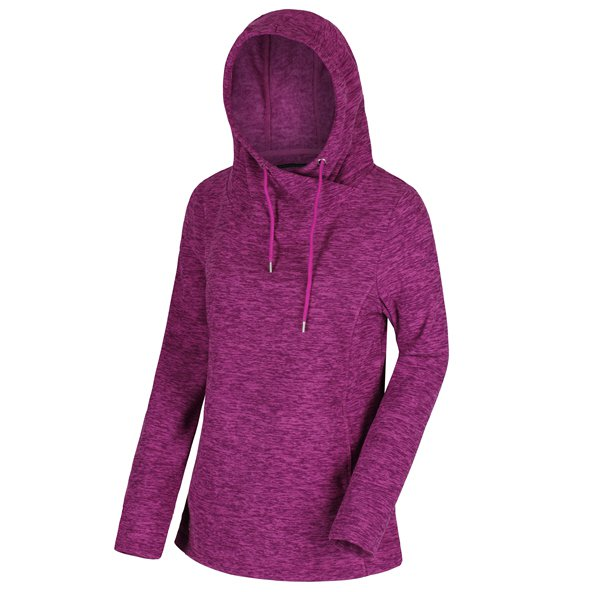Regatta Kizmit II Women's Fleece Hoody, Purple