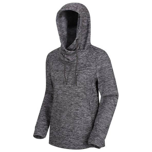Regatta Kizmit II Women's Fleece Hoody, Grey
