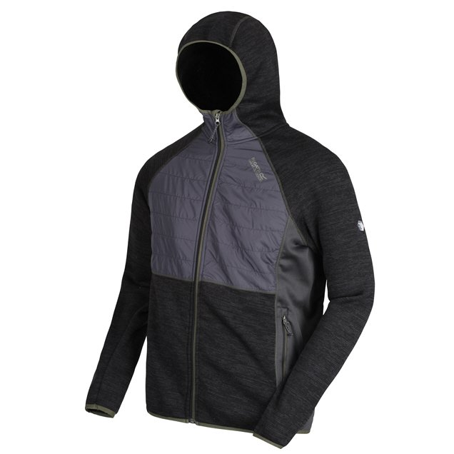 Regatta Rocknell Hybrid Men's Jacket Black