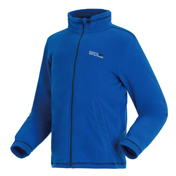 Regatta King II Boys' Fleece Jacket, Blue