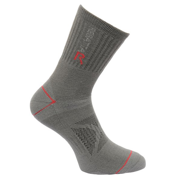 Regatta Blister Protection Men Sock Grey