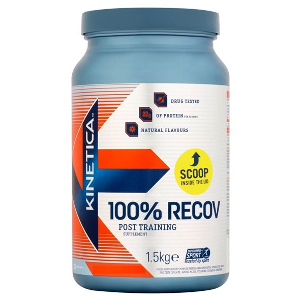 Kinetica 100% Recovery 1.5kg, Berry