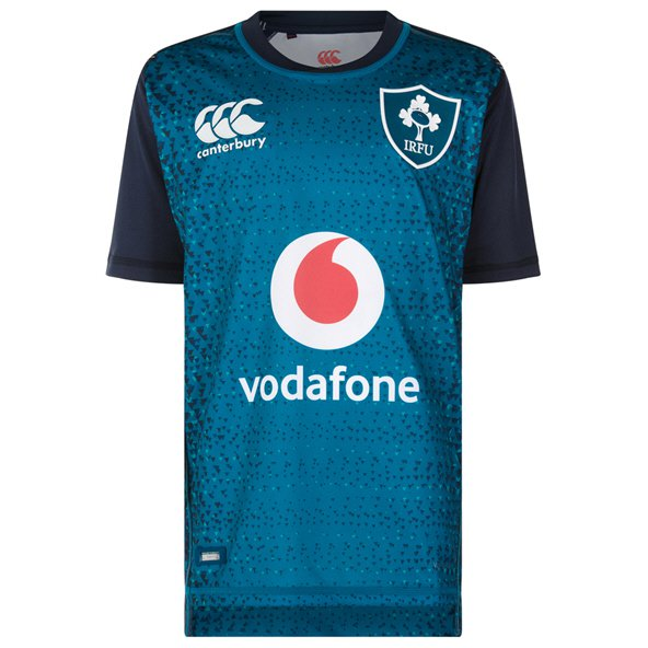 Canterbury IRFU 2018 Kids' Alternative Pro Jersey, Blue
