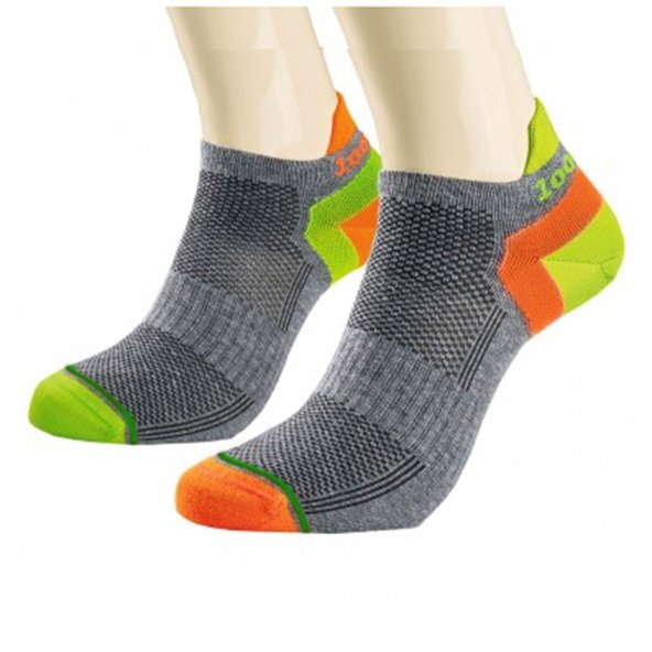 1000 Mile Fusion Tactel Men's Sock, Grey