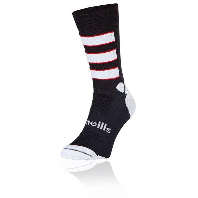 O'Neills Sligo Home 17 Socks Black/Wht