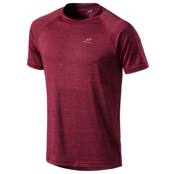 Pro Touch Rylu UX Men's T-Shirt Melange/Red