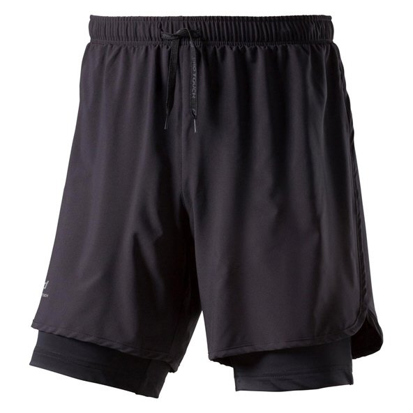 Pro Touch Allen V UX Men's Running Short, Black