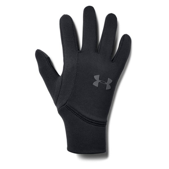 Under Armour® Liner Youth 2.0 Glove, Black