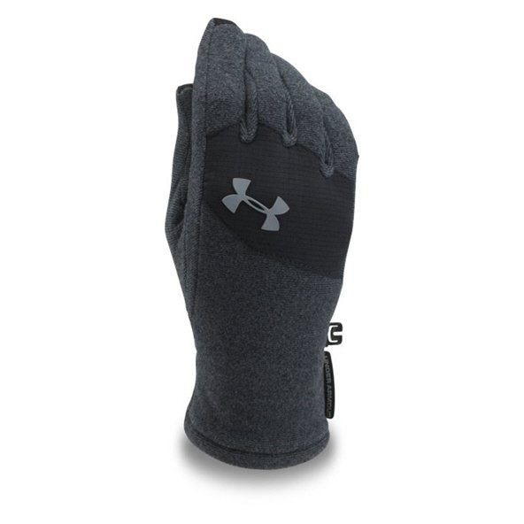 Under Armour® Survivor Fleece Youth Glove 2.0, Black