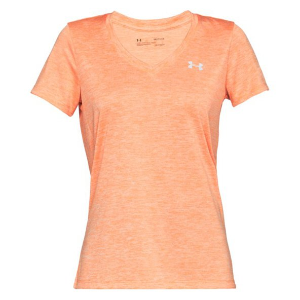 Under Armour® Tech™ Twist Women's T-Shirt, Peach