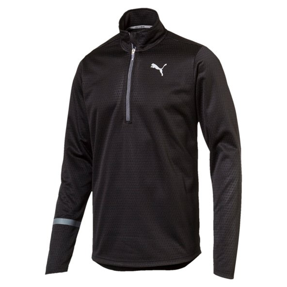 Puma Pace warmCELL Men's Midlayer Top, Black