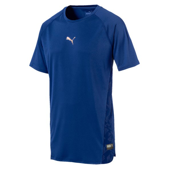 Puma Vent Puma Men's T-Shirt, Blue
