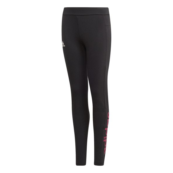 adidas Linear Girls' Tight, Black