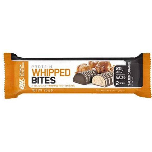ON Protein Whipped Bites Salted Caramel