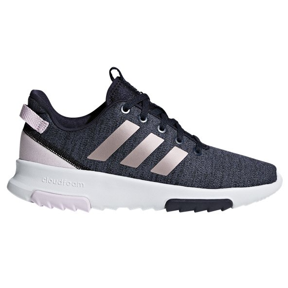 adidas Cloudfoam Racer TR Girls' Trainer, Navy