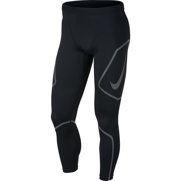 Nike Tech Flash Men's Running Tight, Black