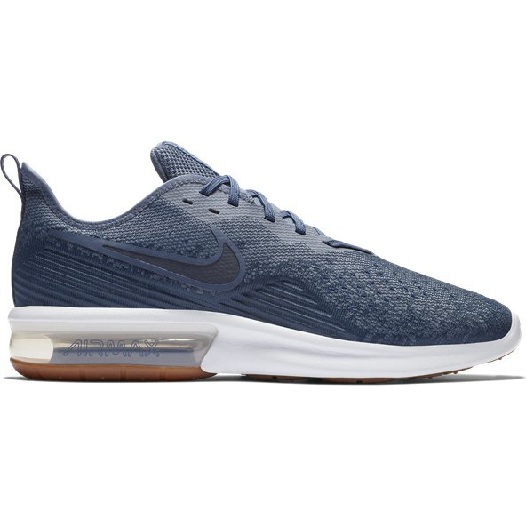 Nike Air Max Sequent 4 Men's Trainer, Navy