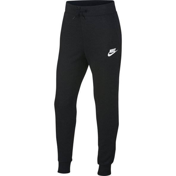Nike Swoosh Girls' Pant, Black