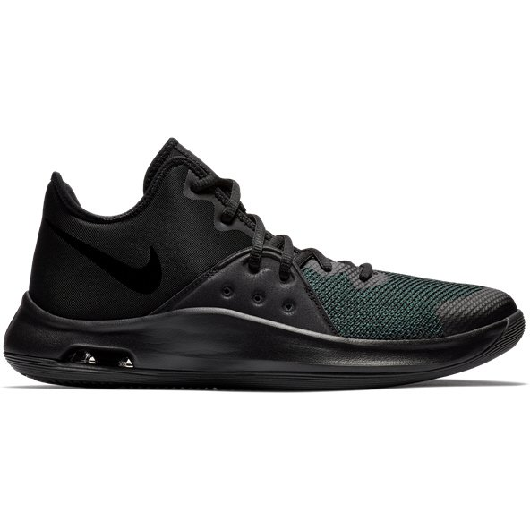 Nike Air Versitile III Men's Basketball Shoe, Black