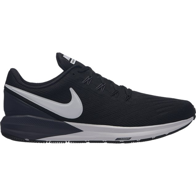 b32aede8d96ef0 ... Black  Nike Air Zoom Structure 22 Men s Running Shoe