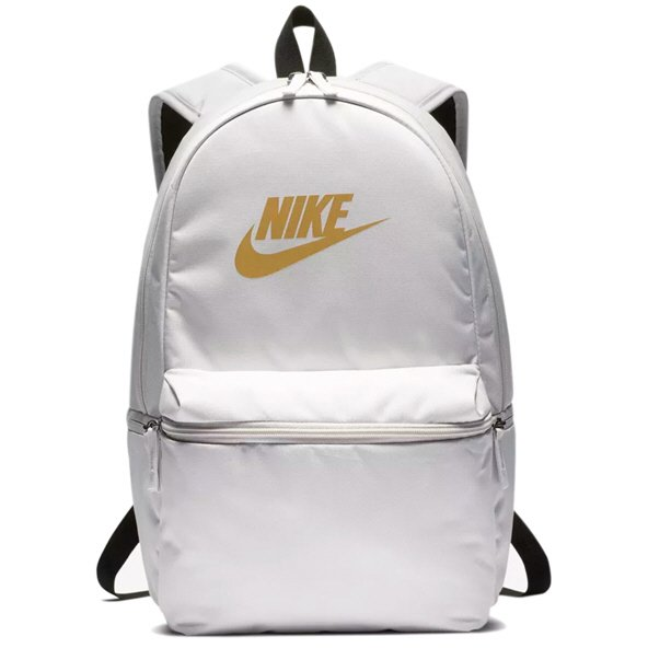 Nike Heritage Metallic Backpack, Grey