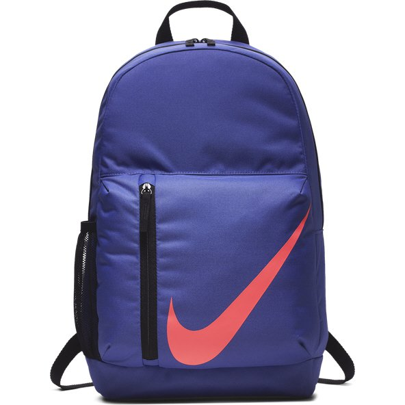 Nike Youth Elemental Backpack, Violet/Black