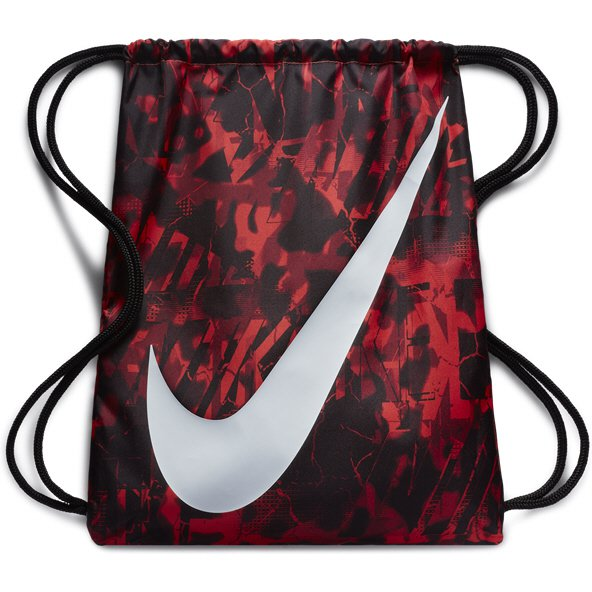 Nike Youth GFX Gymsack, Red