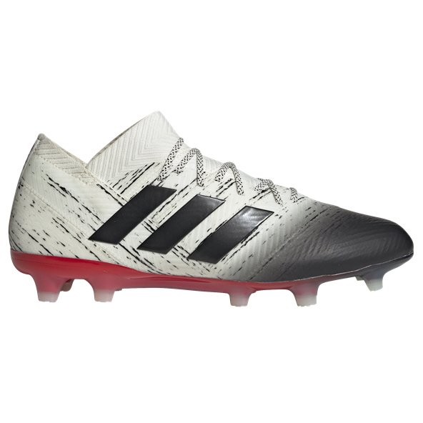 adidas Nemeziz 18.1 FG Football Boot, White