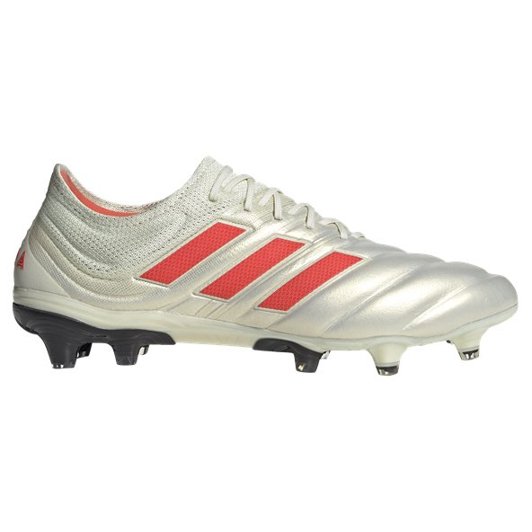 adidas Copa 19.1 FG Football Boot, White