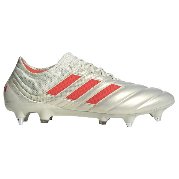 adidas Copa 19.1 SG Football Boot, White