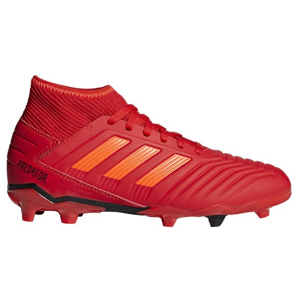 adidas Predator 19.3 Kids FG Red