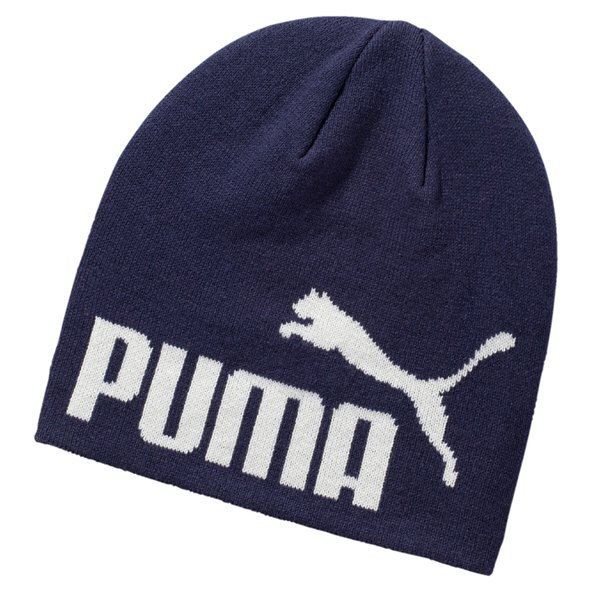 Puma Big Cat Beanie Navy/White