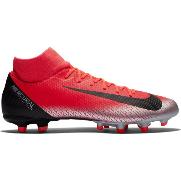 Nike Mercurial Superfly 6 Academy CR7 Football Boot, Red
