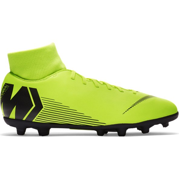Nike Mercurial Superfly 6 Club Multi Ground Football Boots Volt