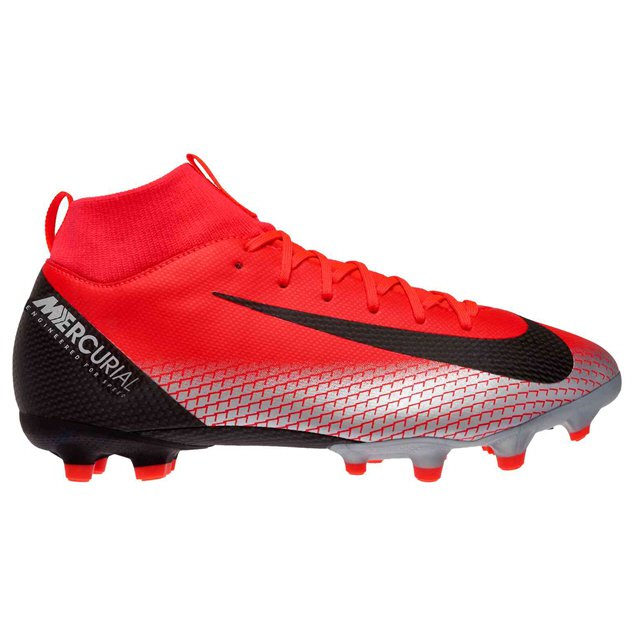 cab4886b24b0 Nike Mercurial VaporX 12 Academy Kids' CR7 Astro Boot, Red | Elverys ...