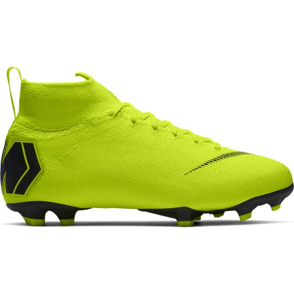 Nike Mercurial Superfly Elite Kid FG Football Boots Yellow